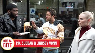 (P.K. Subban & Lindsey Vonn) Barstool Pizza Review - Rocky's Pizza Bar