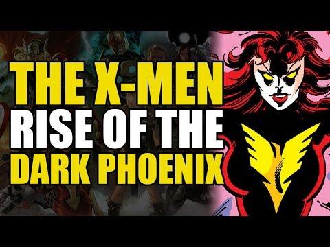 Rise of The Dark Phoenix!  (Uncanny X-Men: The Dark Phoenix Saga Part 1)