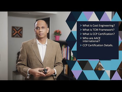 How to be a Certified Cost Professional (CCP) (offered by AACE ...