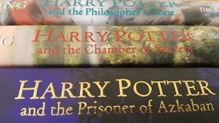 Harry Potter Illustrated By Jim Kay - Beautiful Book Review