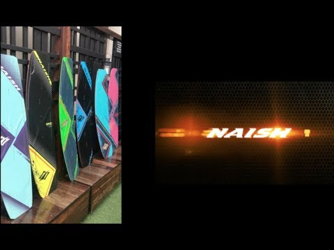 2018 Naish Twintip Sneak Peak
