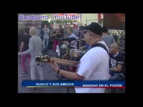 Guaco en Vivo en el Pozon 2015 - Comer