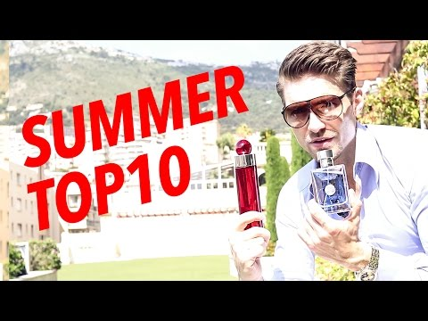 Top 10 Best Summer Fragrances 2016