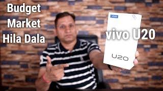 vivo U20 - The Budget Market Killer #UnstoppableU
