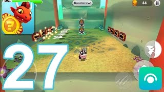 Dragon Land - Gameplay Walkthrough Part 27 - Episode 9: Levels 1-5 (iOS, Android)
