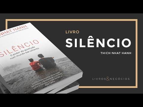 Livros & Nego?cios | Livro Sile?ncio - Thich Nhat Hanh #70