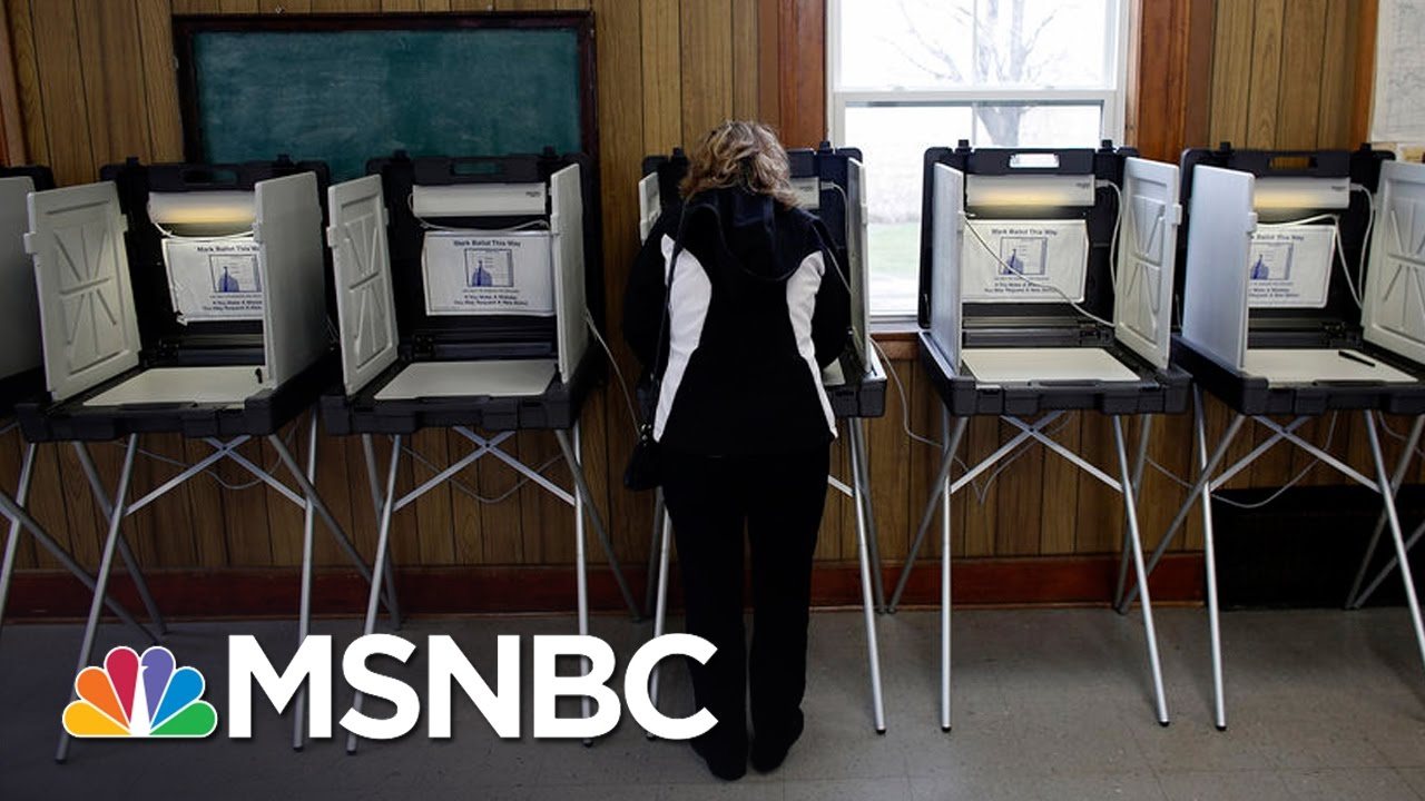 Early Voters Can Change Their Vote In Some States   MSNBC thumbnail