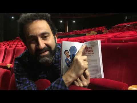 Mathieu Madenian : Spectacle familial au Théâtre du Rond-Point