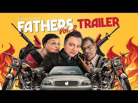 FATHERS Vol2   Trailer   All episodes streaming 25th October on TVFPlay