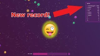 NEW IO GAME | SpaceSymbols.io Gameplay | WORLD RECORD POINTS!