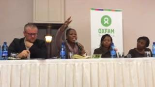 Oxfam host The South Africa We Want' Dialogue
