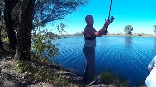 Удачный сегодня день для рыбалки