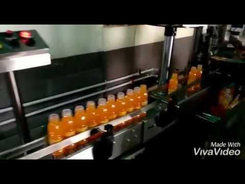 Filsilpek Fruit Juice Filling Machine
