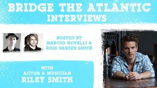 Riley Smith:  Seizing Opportunities, Music in Nashville, and Setting Goals