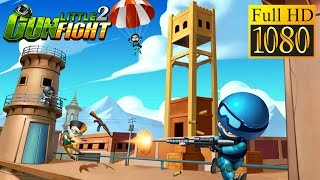 Little Gunfight 2: Swat Game Review 1080P Official Fingertip Melody Action 2016