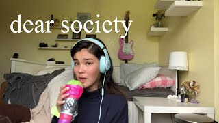 Dear Society Cover Madison Beer