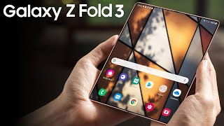 Samsung Galaxy Z Fold 3 - This Is Epic!