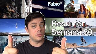 FabioTV - Resumen Semana 50 - 2017