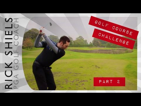 SHORT GOLF COURSE CHALLENGE PART 2