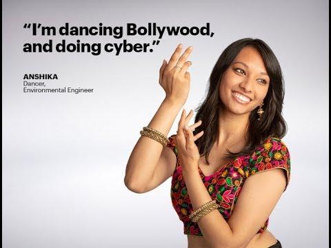 Anshika: Dancer, Environmental Engineer