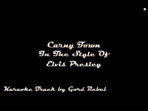 Carny Town - Elvis Presley - Karaoke Online Version