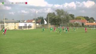 preview picture of video 'SG STORKOW II - SC KLEIN-MUTZ 0:2 - Highlights [2.Kreisklasse West OHV/BAR 2014/15 - 4.Spieltag]'