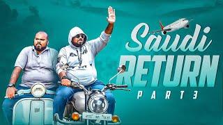 Saudi Return 3   comedy   Watch till the End...