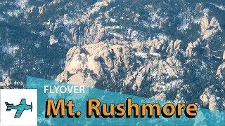 Mt. Rushmore Flyover - TakingOff Ep39