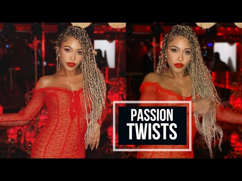 How to: Passion Twists | LEESA