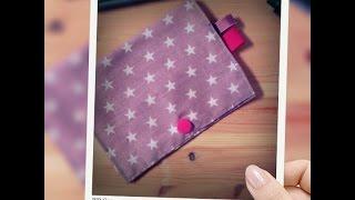 Coudre une pochette origami