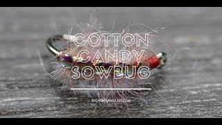 Tying the Cotton Candy Sowbug – Video