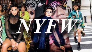 My New York Fashion Week Debut