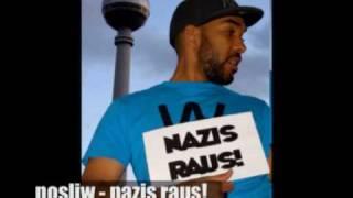"Nosliw   ""Nazis Raus!"""