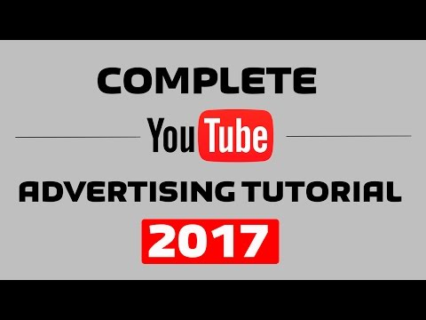 How To Advertise and Promote on Youtube For Beginners | Youtube Advertising Tutorial 2017