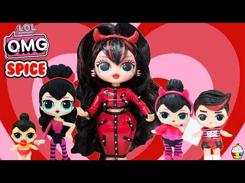 Rock Star Fashion OMG Dolls Remix Surprise Limited Edition Box