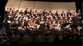 Chris Eaton and Amy Grant, arr. Lloyd Larson - Breath of Heaven