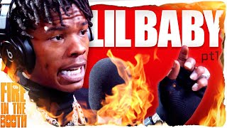 Lil Baby - Fire In The Booth