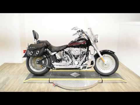 2007 Harley-Davidson FATBOY in Wauconda, Illinois - Video 1