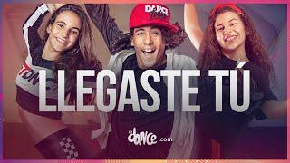 Llegaste Tú   CNCO, Prince Royce   FitDance Teen (Coreografía) Dance Video