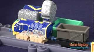preview picture of video 'Chuggington Die-Cast Brewster's Big City Adventure Deluxe Action Playset from TOMY'