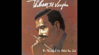William DeVaughn - Be Thankful for What You Got (1980 Version)