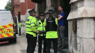 Report: Police find more explosives in raids across Manchester