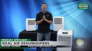 Ideal-Air™ Dehumidifiers