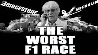 The Worst Formula 1 Race: The 2005 United States Grand Prix