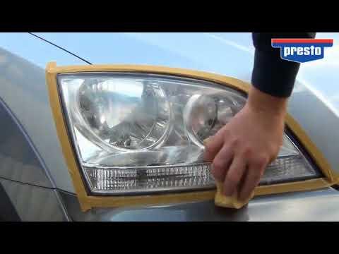 Presto 365171 Scheinwerfer Aufbereitungs Set PRESTO