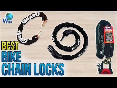 10 Best Bike Chain Locks 2018