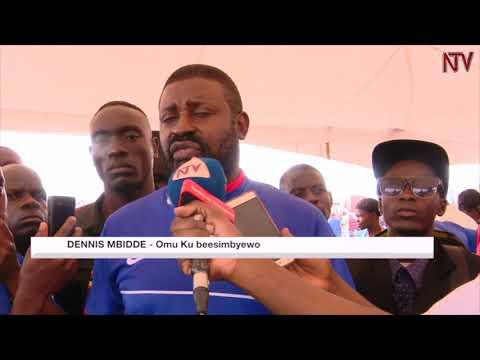 MISAGGA ALEKULIDDE: Dennis Mbidde kati yaddukanya ttiimu ya Villa