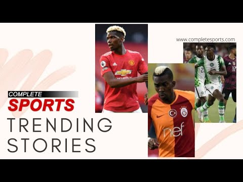 Trending On Complete Sports 07.07.2021