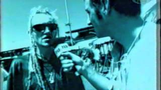Frenzal Rhomb - 01-27-97 Big Day Out, Sydney Red TV