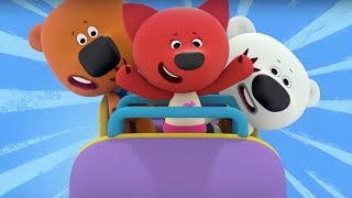 Ми-ми-мишки / Парк развлечений / Новая  серия 43 / Мультики для детей